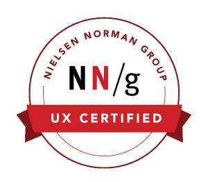 NNg UX Certified