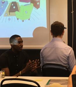 Workshop in Sweden